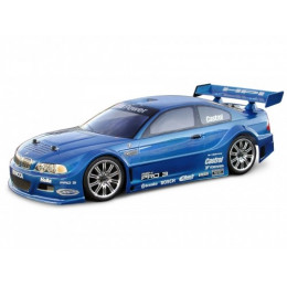 HPI Carrosserie BMW M3 GT 190mm 7352