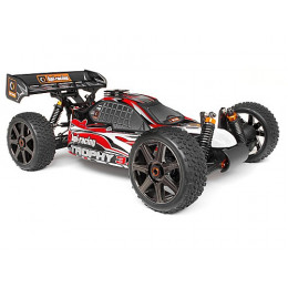 HPI Carrosserie Trophy 3.5 Clear 101796