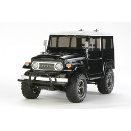Tamiya CC-01 Land Cruiser 40 Black Spec KIT 58564