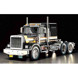 TAMIYA Camion King Hauler Black Edition 56336