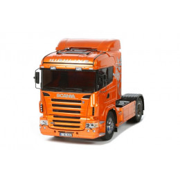 TAMIYA Camion Scania R470 Highline Orange 56338