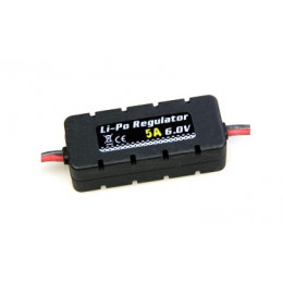 Etronix Regulateur lipo 6.0v 5A ET0556