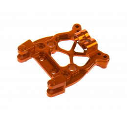 GPM Support amortisseur av/ar alu orange MSV028-OR