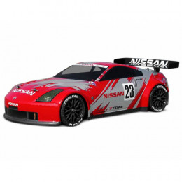 HPI - Carrosserie - Nissan 350Z - 200mm - 7485
