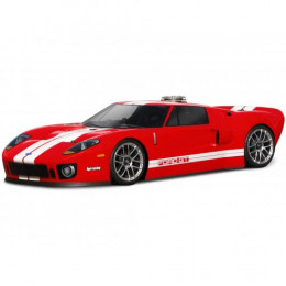 HPI Carrosserie Ford GT 40 200mm 7495