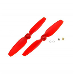 Blade Helices Rouge (x2) BLH7708
