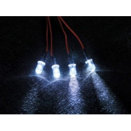 3RACING Set de 4 Led 3RAC-LEDK02RK