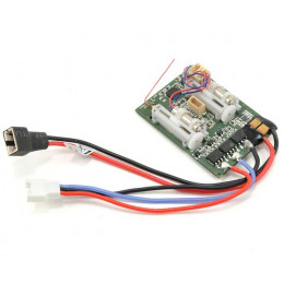 Eflite Récepteur Ultra Micro AS3X 6 Voies + ESC Brushless EFLU4864