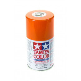 TAMIYA Peinture Lexan Orange Pure PS-62 86062