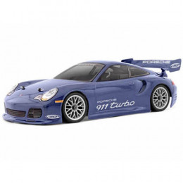 HPI Carrosserie Porsche 911 Turbo 200mm 7435