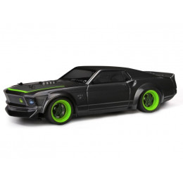 HPI Micro RS4 Mustang 1969 RTR-X RTR 112468