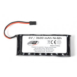 FG Accu de reception 6V 3600mah 06546/02