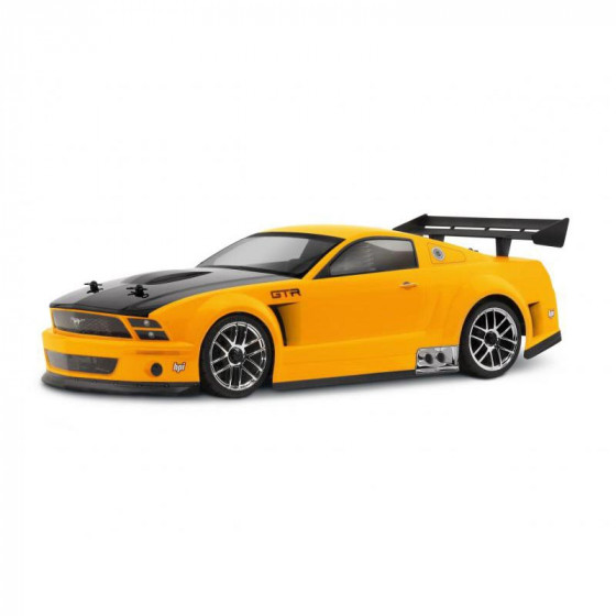 HPI - Carrosserie - Ford Mustang GTR - 200mm - 17504