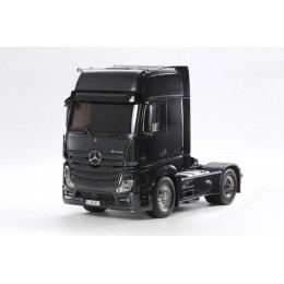 TAMIYA Camion Mercedes Actros 1851 Gigaspace Noir 56342