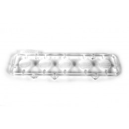 Axial Support de Led Noir AX80045