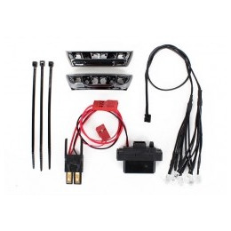 TRAXXAS Kit Led + Support 7185