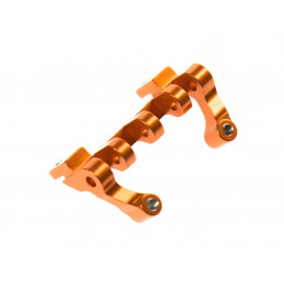 GPM Support central liens alu orange SCX013A-OR