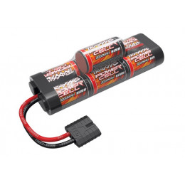 Traxxas Accu 8.4V - Power Cell 3000 mah Nimh Hump iD 2926X