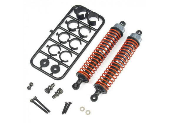 """Hobbytech Amortisseurs Arriere complets universel 1/8"""" Buggy / Truggy 590002"""