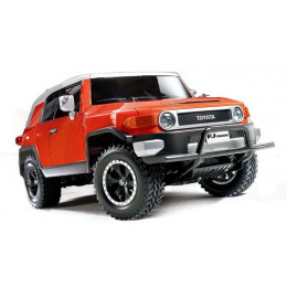 Tamiya CC-01 Toyota FJ Cruiser Orange KIT 84401