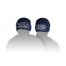 Xray Bonnet Winter Cap Bleu