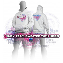 Hudy Sweat White