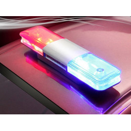 Fastrax Barre de Led Police FAST2227