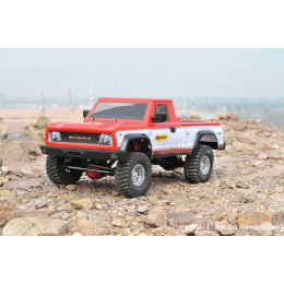 Cross-Rc Crawler Pick-up PG4R 4x4 1.9 Lexan KIT