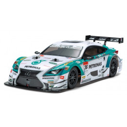 Tamiya TT-02 Petronas TOM'S RC F KIT 58619