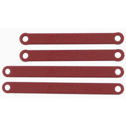 RPM Biellettes Heavy Duty Rouge 81269