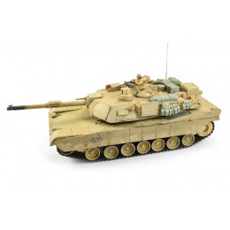 "Hobby Engine Premium Label Char M1A2 Abrams ""Airsoft"" Desert Edition HE0717"