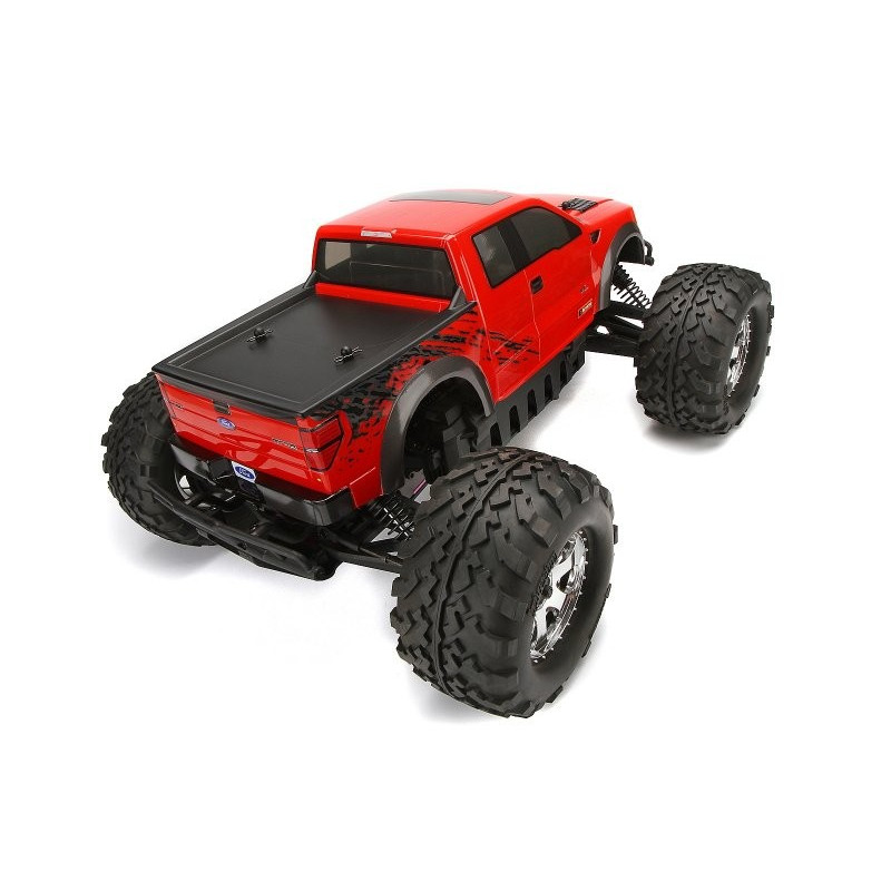 hpi carrosserie ford f 150 svt raptor 106562 rc team. Black Bedroom Furniture Sets. Home Design Ideas