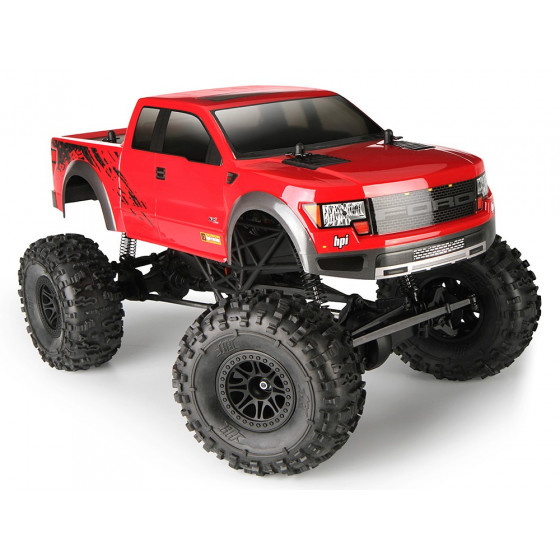 hpi crawler king ford raptor 4x4 rtr 115118 rc team. Black Bedroom Furniture Sets. Home Design Ideas