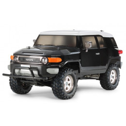 Tamiya CC-01 Toyota FJ Cruiser Noir Limited Edition KIT 58620