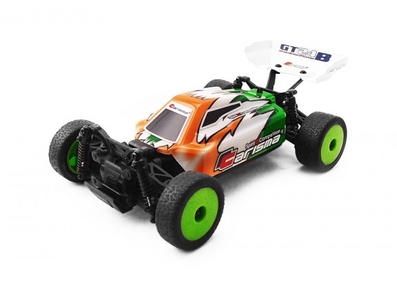Carisma Micro Buggy Brushless 4wd RTR GT24B 57668