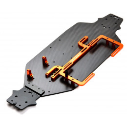 Exotek Kit de Conversion chassis WR8 Flux 1560