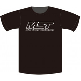 MST T-Shirt Max Speed Technology Noir 910004