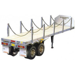 TAMIYA Flatbed Semi Trailer 56306