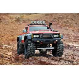 Cross-Rc Crawler Pick-up PG4S 4x4 2.2 ABS KIT