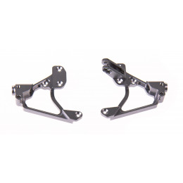 GPM Support de Suspension Avant Alu Gris K5028-GS