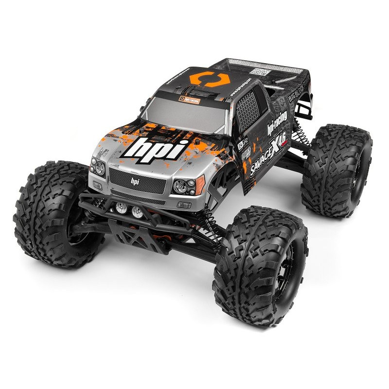 Compatibilité pieces Savage X Hpi-savage-x-46-rtr-109083
