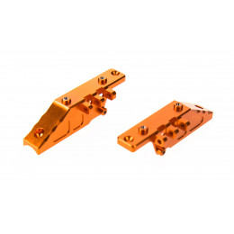 GPM Support de liens supérieur alu orange RR012A-OR