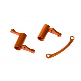 GPM Set de direction alu orange SP3048-OR