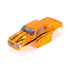 Electrix RC Carrosserie Ruckus 1/18 4wd Orange ECX210004