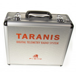 FrSky Valise de transport alu Taranis X9D Plus