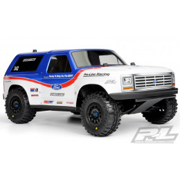 Proline Carrosserie Ford Bronco 1981 Clear 3423-00