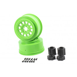 Axial Jantes 2.2 Method 105 IFD Green (2x) AX31369