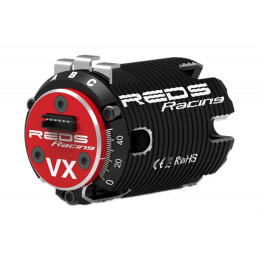 "Reds Moteur Brushless VX 540 2 Poles Sensored ""Factory Selected"""