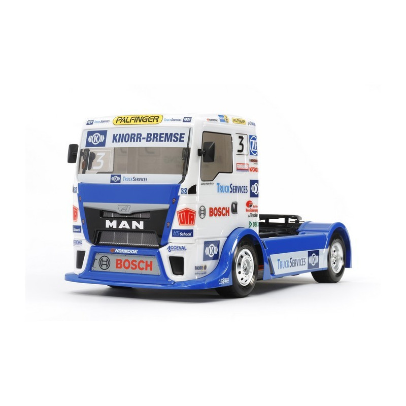 tamiya tt 01e camion man tgs team hahn racing kit 58632 rc team. Black Bedroom Furniture Sets. Home Design Ideas