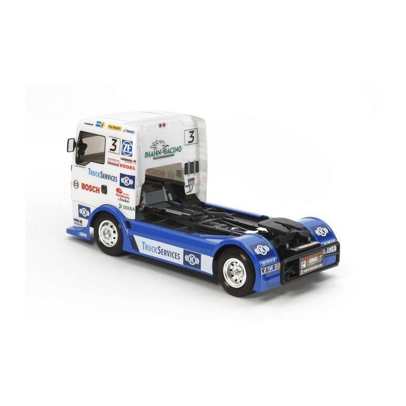 Tamiya Camion Man Tgs Team Hahn Racing Tt 01e Kit 58632